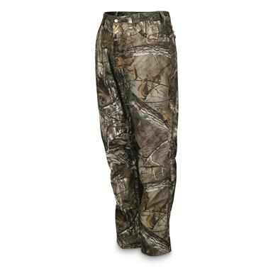 Gamehide ElimiTick Ultra-Lite Pants, Realtree Xtra