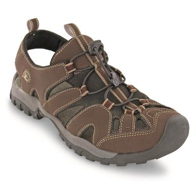 Northside Men's Burke II Water Shoes, Dark Brown