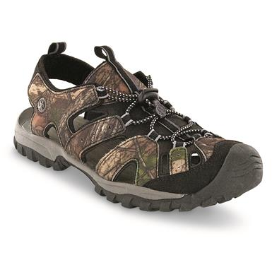 Northside Men's Burke II Water Shoes, Brown Camo