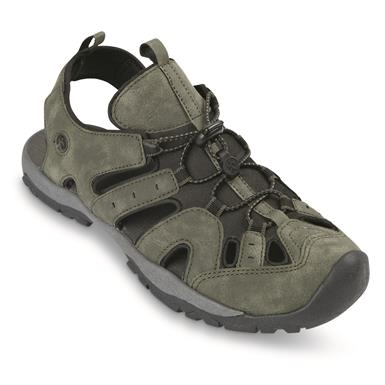 Northside Men's Burke II Water Shoes, Dark Olive