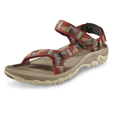 Teva Men's Hurricane XLT Sandals, Peaks Fired Brick