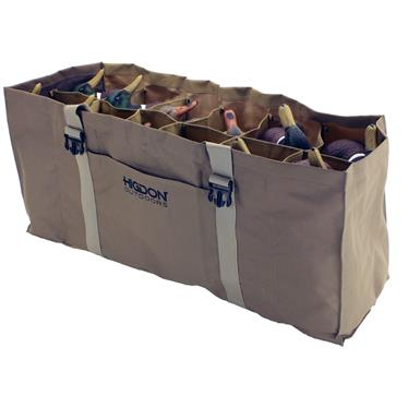 Higdon® 12-Slot Duck Decoy Bag
