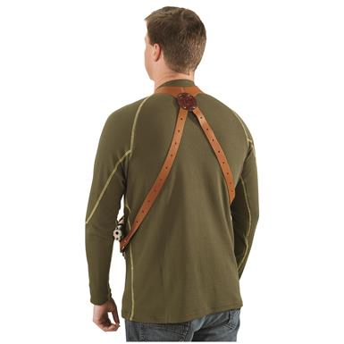 3-Pc. Ultra Shoulder Holster Set, Tan