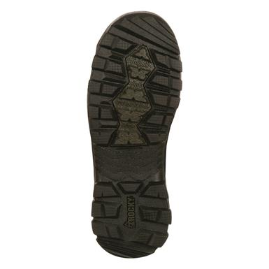 Aggressive rubber outsole for traction on mud, ice, snow, and more, Realtree Xtra®