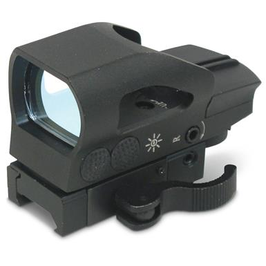 XTS Mini Quick-Release Reflex Sight