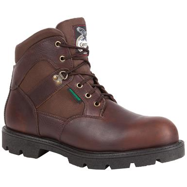Georgia® 6 inch Homeland Waterproof Work Boots