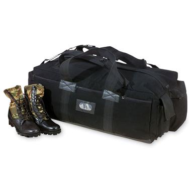 IDF Replica Tactical Bag, Black