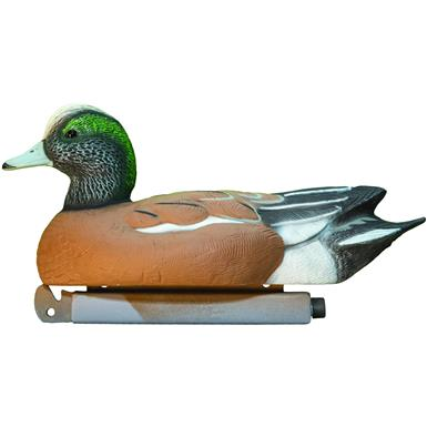 Tanglefree Pro Series 6-Pc. Wigeon Duck Decoy Set