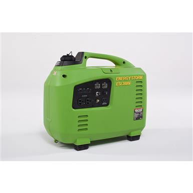 LIFAN 2,000-watt Energy Storm Inverter Generator with Recoil Start