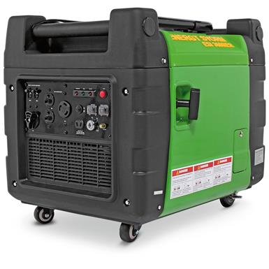 LIFAN 3,500-watt Energy Storm Inverter Generator with Recoil Start