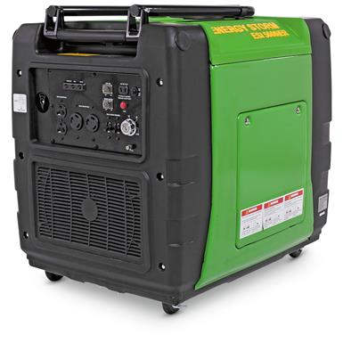 LIFAN 5,500-watt Energy Storm Inverter Generator with Recoil Start