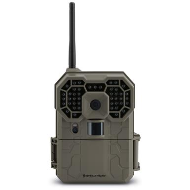 Stealth Cam 12MP GXW Wireless Trail Camera