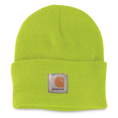 Carhartt Acrylic Watch Hat, Brite Lime