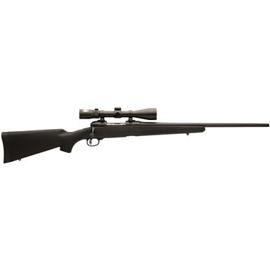 "Savage 111 Trophy Hunter XP Package, Bolt Action, 6.5x284 Norma, 24"" Barrel, Scope, 5+1 Rounds"