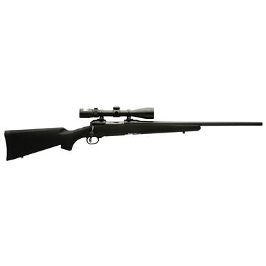 "Savage 111 Trophy Hunter XP Package, Bolt Action, .338 Winchester, 24"" Barrel, 4+1 Rounds"