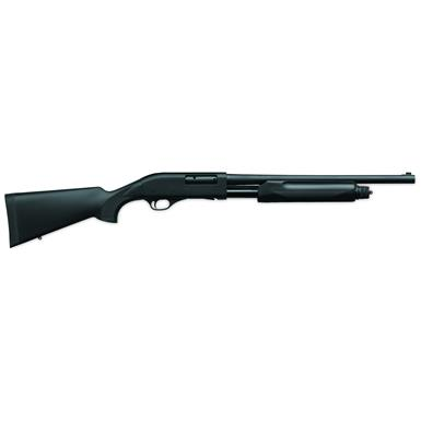 "Weatherby PA-08 TR, Pump Action, 20 Gauge, 18.5"" Barrel, 4+1 Rounds"