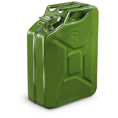 NATO-Style 20-Liter Jerry Can