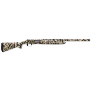 "Browning A5 Mossy Oak Shadow Grass Blades, Semi-Automatic, 12 Gauge, 26"" Barrel, 4+1 Rounds"