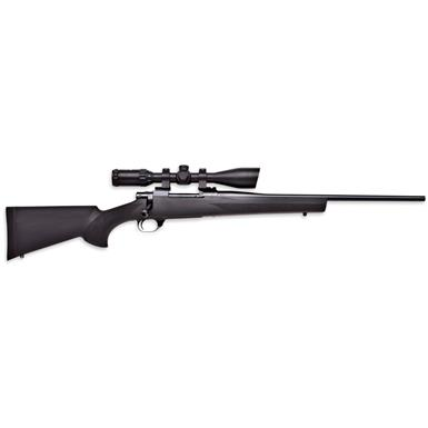 "LSI Howa Hogue Youth/Adult Package, Bolt Action, .243 Winchester, 20"" Barrel, 6+1 Rounds"