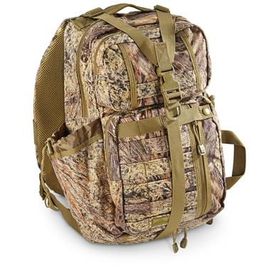 Red Rock Outdoor Rambler Sling Pack, Mossy Oak Brush