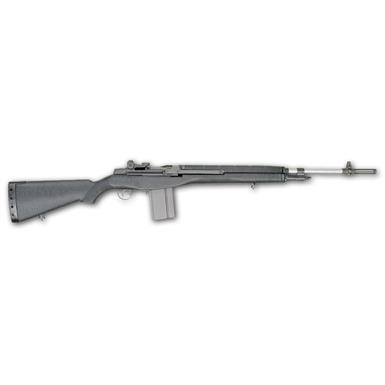 "CA Legal Springfield M1A Loaded, Semi-Automatic, .308 Winchester, 22"" Barrel, 10+1 Rounds"