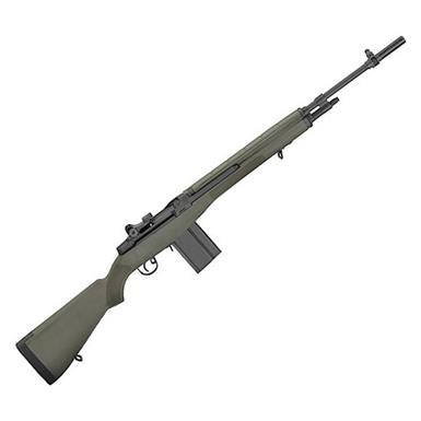 "Springfield M1A Loaded, Semi-Automatic, .308 Winchester, 22"" Barrel, 10+1 Rounds, CA Legal"