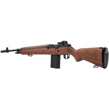 "Springfield M1A National Match, Semi-Automatic, .308 Winchester, 22"" Barrel, 10+1 Rounds, CA Legal"