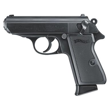 "Walther PPK / S, Semi-Automatic, .22LR, 3.3"" barrel, 10+1 rounds"