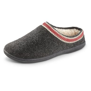 Guide Gear Women's Wool Clogs, Charcoal