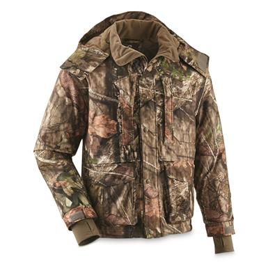 Guide Gear® Men's Waterproof / Guide Dry Hunting Jacket