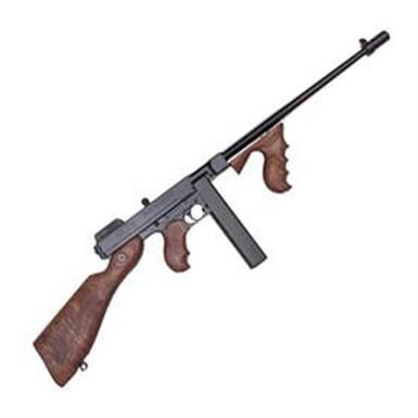 "Auto-Ordnance Thompson, Semi-Automatic, .45 ACP, 16.5"" Barrel, 30+1 Rounds"