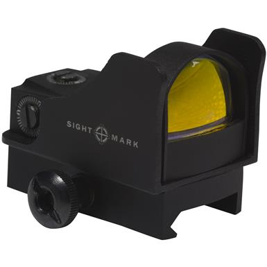 Sightmark Mini Shot Pro Spec Sight with Riser Mount