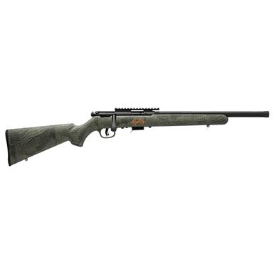 "Savage Mark II FV-SR Landry, Bolt Action, .22LR, Rimfire, 16.5"" Threaded Barrel, 5+1 Rounds"