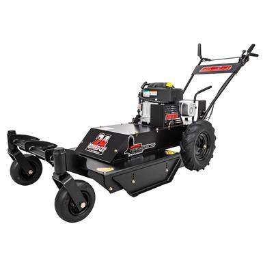 "Swisher 11.5 HP 24"" Walk-behind Rough Cut TrailCutter with Caster Wheels, WBRC11524C"