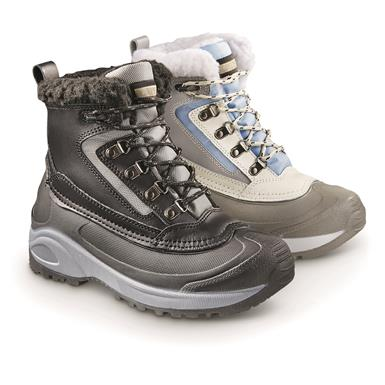 Guide Gear Women's Snowridge II Insulated Winter Boots, 600 Grams