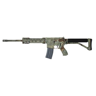 "Olympic Arms Lightweight Tactical Predator, Semi-Automatic, .204 Ruger, 16"" Barrel, 30+1 Rounds"
