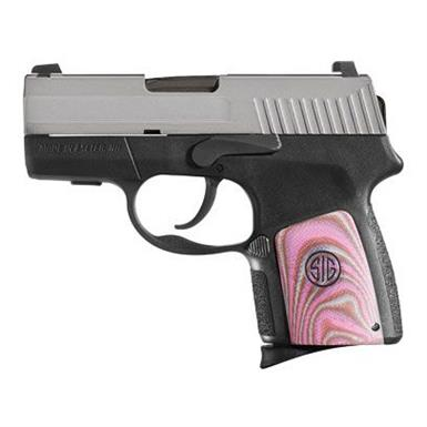 SIG SAUER P290RS Enhanced Sub-compact, Semi-automatic, .380 ACP, 290RS380EPNK, 796861474172, 2.9