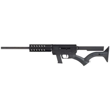 SAFE Act Compliant, JRC Quad Rail Pistol Caliber Carbine, Semi-automatic, .45 ACP, 45SA10UBBL, 741459537395, Uses Glock 10-rd. Magazines
