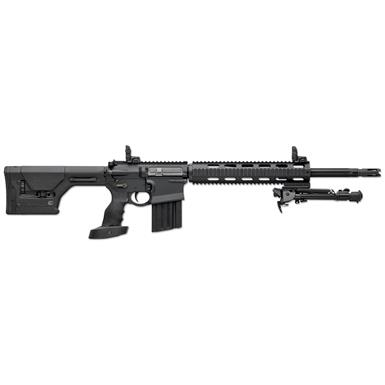 "DPMS GII SASS AR-10, Semi-Automatic, .308 Winchester, 18"" Barrel, 19+1 Rounds"
