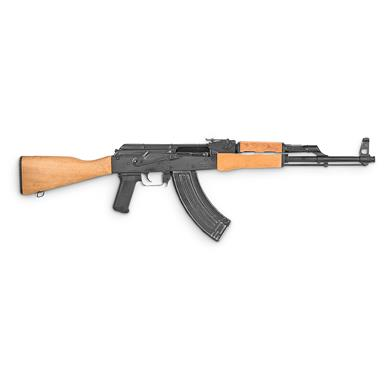 "Century Arms GP WASR-10, Semi-Automatic, 7.62x39mm, 16.25"" Barrel, 30+1 Rounds"