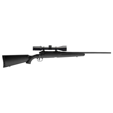 "Savage Axis II XP, Bolt Action, .243 Winchester, 22"" Barrel, 3-9x40 Scope, 4+1 Rounds"