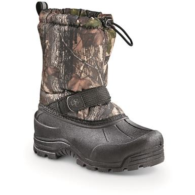 Northside Kids' Frosty Winter Boots, Camo , Camo