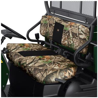 Quad Gear UTV Bench Seat Cover, Kawasaki Mule 600 Series, Next Camo