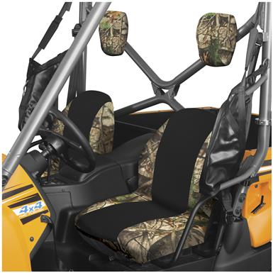 Quad Gear UTV Bucket Seat Covers, Yamaha Rhino Series, Next Camo