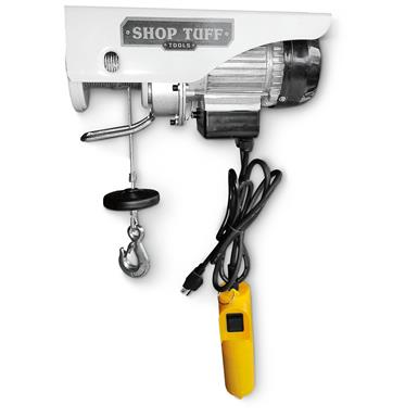 Shop Tuff 220 / 440 lb. Electric Hoist