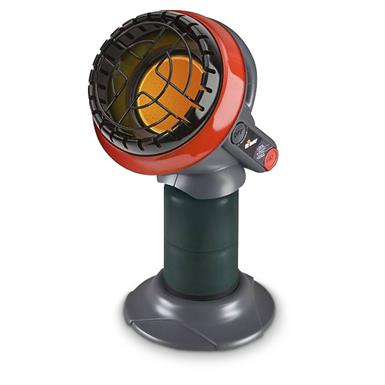 Mr. Heater Little Buddy Portable Propane Heater, 3,800 BTU
