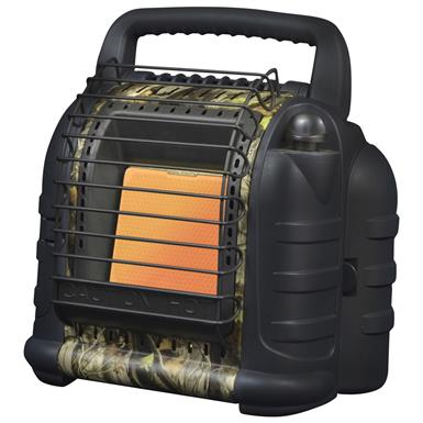 Mr Heater Hunting Buddy Portable Propane Heater, 12,000 BTU
