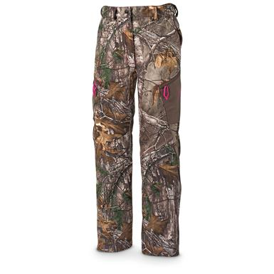 ScentLok Women's Wild Heart Full-Season Hunting Pants, Realtree Xtra Camo