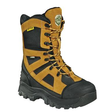 "Wood N' Stream 12"" Endeavor Extreme Boots, Black / Tan"