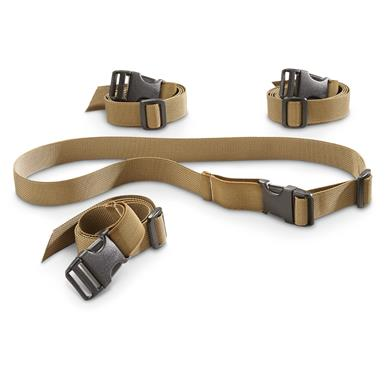 U.S. Military Surplus Bayonet Straps, 4 pack, New